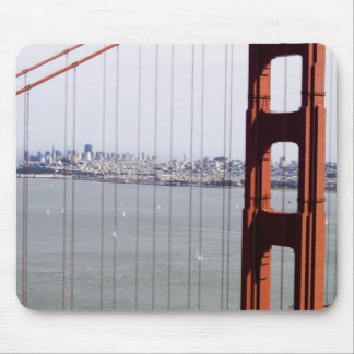 North America, USA, California, San Francisco. Mouse Pad