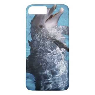 North America, USA, Hawaii. Dolphin 2 iPhone 8 Plus/7 Plus Case