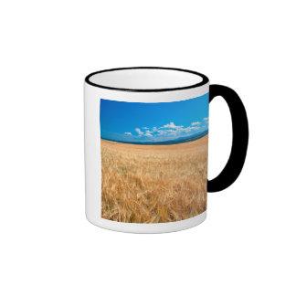 North America USA Idaho Barley field in Coffee Mug