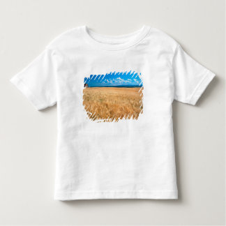 North America, USA, Idaho. Barley field in Toddler T-Shirt