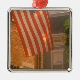 North America, USA, Massachusetts, Nantucket 2 Christmas Ornament