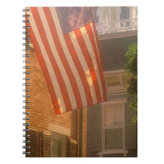 North America, USA, Massachusetts, Nantucket 2 Notebook