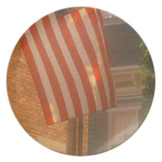 North America, USA, Massachusetts, Nantucket 2 Plate