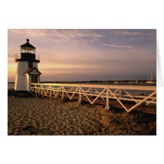North America, USA, Massachusetts, Nantucket 3 Card