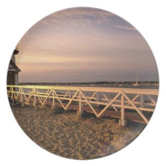 North America, USA, Massachusetts, Nantucket 3 Plate