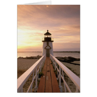 North America, USA, Massachusetts, Nantucket 4 Card