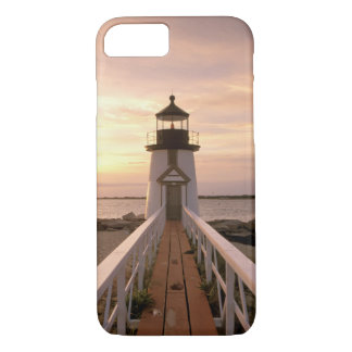 North America, USA, Massachusetts, Nantucket 4 iPhone 8/7 Case
