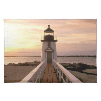 North America, USA, Massachusetts, Nantucket 4 Placemats