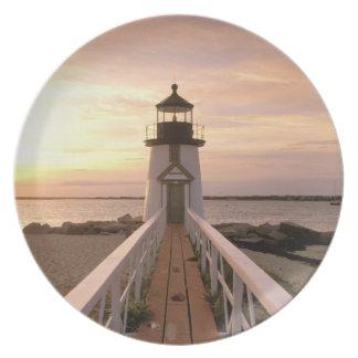 North America, USA, Massachusetts, Nantucket 4 Plate