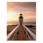 North America, USA, Massachusetts, Nantucket 4 Postcard