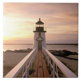 North America, USA, Massachusetts, Nantucket 4 Tile