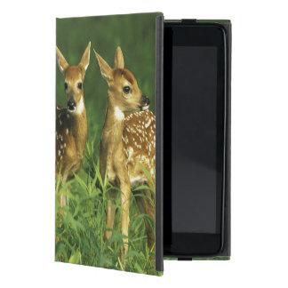 North America, USA, Minnesota. White-tailed 2 iPad Mini Covers