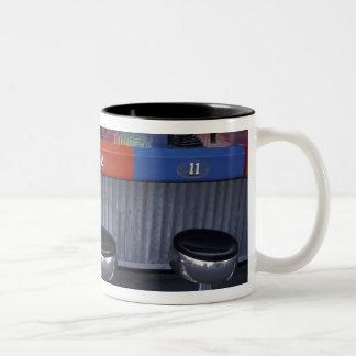 North America, USA, Missouri, St. Louis, Six Two-Tone Coffee Mug