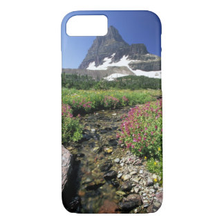North America, USA, Montana, Glacier National 3 iPhone 8/7 Case