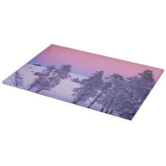 North America, USA, Montana, Yellowstone Cutting Board