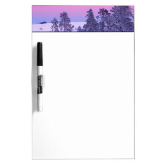 North America, USA, Montana, Yellowstone Dry Erase Board