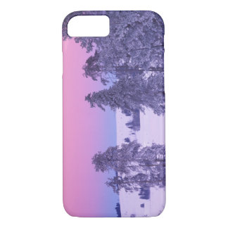 North America, USA, Montana, Yellowstone iPhone 8/7 Case
