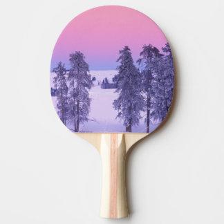 North America, USA, Montana, Yellowstone Ping Pong Paddle