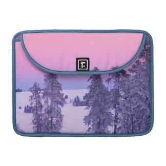 North America, USA, Montana, Yellowstone Sleeve For MacBook Pro