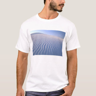 North America, USA, New Mexico, White Sand Dunes T-Shirt