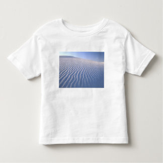 North America, USA, New Mexico, White Sand Dunes Toddler T-Shirt