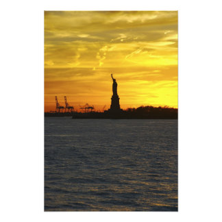North America, USA, New York, New York City. 6 Photo Print