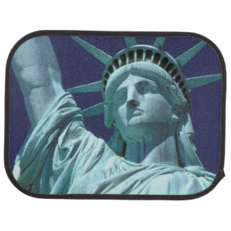 North America, USA, New York, New York City. 7 Car Mat