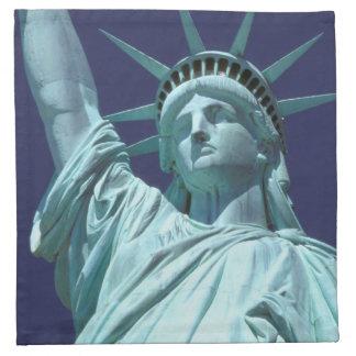 North America, USA, New York, New York City. 7 Napkin