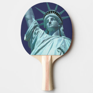 North America, USA, New York, New York City. 7 Ping Pong Paddle
