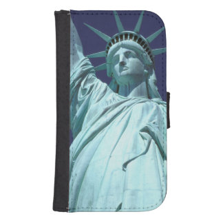 North America, USA, New York, New York City. 7 Samsung S4 Wallet Case