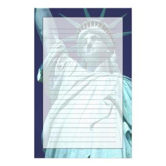 North America, USA, New York, New York City. 7 Stationery