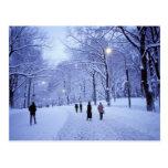 North America, USA, New York, New York City. 8 Postcard
