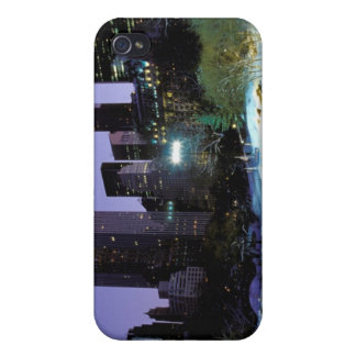 North America, USA, New York, New York City. 9 iPhone 4 Cover