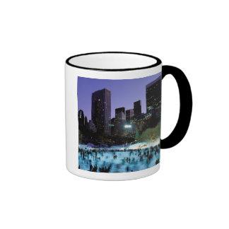 North America, USA, New York, New York City. 9 Ringer Mug