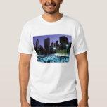 North America, USA, New York, New York City. 9 Shirt