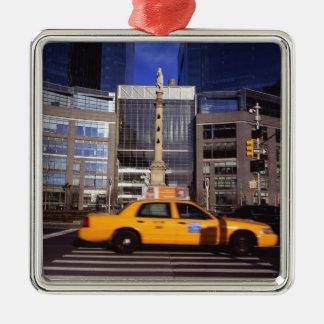 North America, USA, New York, New York City Christmas Ornament