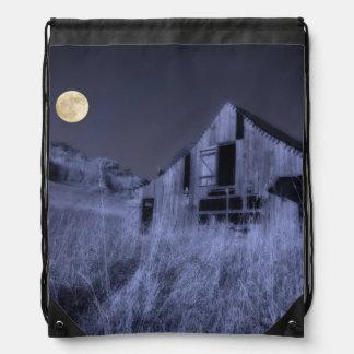 North America, USA, North Carolina, digitally Drawstring Bag