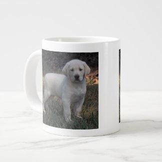 North America, USA, North Carolina. Laborador Giant Coffee Mug