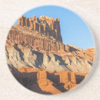 North America, USA, Utah, Torrey, Capitol Reef 3 Coaster