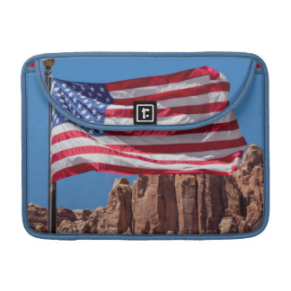 North America, USA, Utah, Torrey, Capitol Reef Sleeves For MacBook Pro