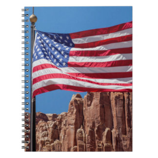 North America, USA, Utah, Torrey, Capitol Reef Spiral Notebook
