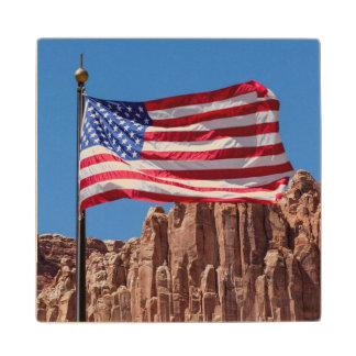 North America, USA, Utah, Torrey, Capitol Reef Wood Coaster
