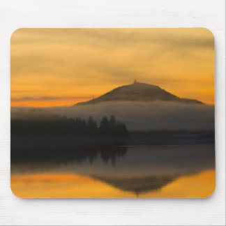 North America, USA, WA, Olympic National Park. Mouse Mat