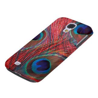 North America, USA, WA, Redmond, Peacock Galaxy S4 Case