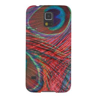 North America, USA, WA, Redmond, Peacock Galaxy S5 Covers