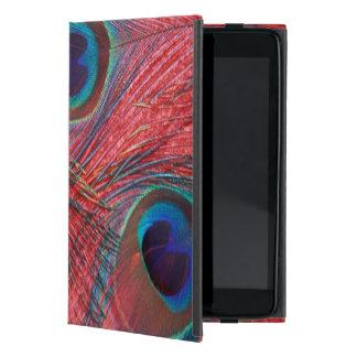 North America, USA, WA, Redmond, Peacock iPad Mini Cover
