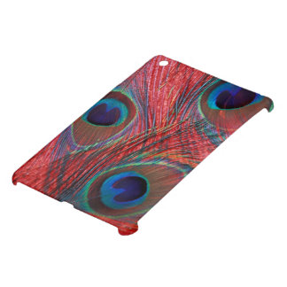 North America, USA, WA, Redmond, Peacock iPad Mini Cover