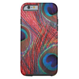 North America, USA, WA, Redmond, Peacock Tough iPhone 6 Case