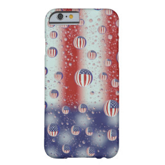 North America, USA, WA, Redmond, U.S. Flag Barely There iPhone 6 Case