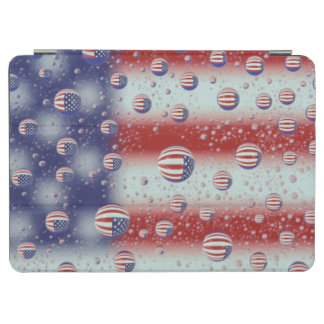 North America, USA, WA, Redmond, U.S. Flag iPad Air Cover